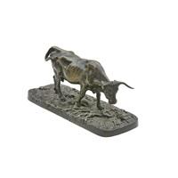 longhorn cow by rosa bonheur