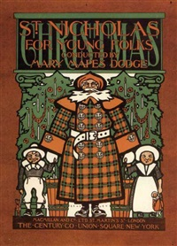 the century christmas (poster) by william bradley
