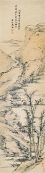山水 by dai jian