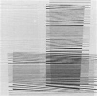 komposition mit streifen by arend fuhrmann