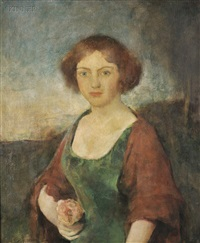 rose by charles webster hawthorne