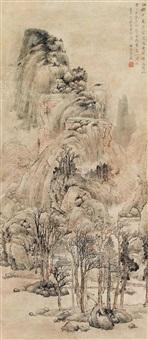 landscape by lao zheng