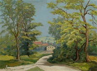 chemin de campagne by theodore alfred appia
