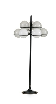 lampada da terra mod.1094 by gino sarfatti