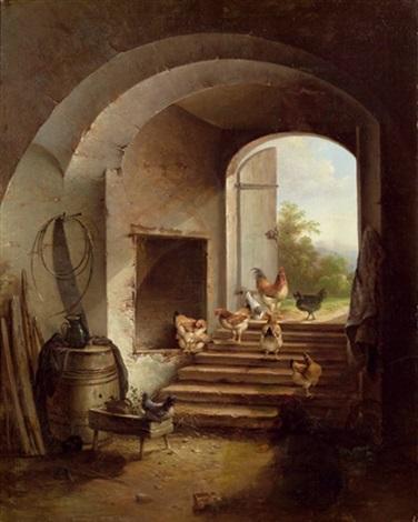 hühner by vinzenz kreuzer