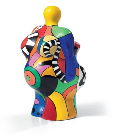 nana vase by niki de saint phalle on artnet. Black Bedroom Furniture Sets. Home Design Ideas