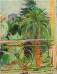 jardin d'alger by armand jacques assus
