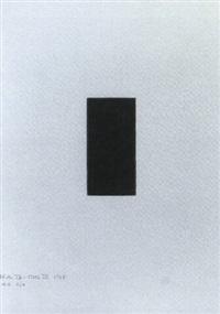 note ix- state iii by barnett newman