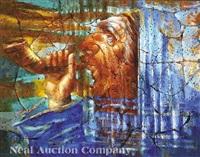 baal tekiyah (jewish shofar sounder) by david anderson