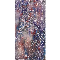 blau rot by mark tobey