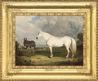 william lamb's mare by henry calvert
