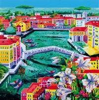 lilium su venezia by athos faccincani