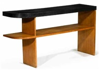 moderne library table by joseph aronson