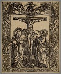 crucifixion by albrecht dürer
