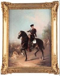 bandolero a caballo by manuel rodriguez