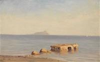 blick auf capri by michael haubtmann