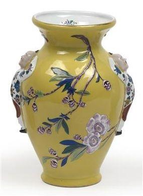 Vase Mit Chinesen Henkeln By Herend On Artnet