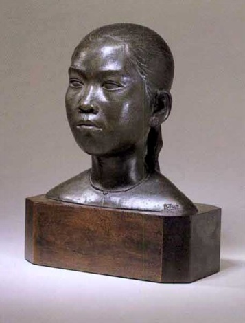 head of a vietnamese girl by tg quoi