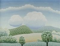 paesaggio by ivan rabuzin