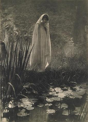 Apparition By émile Joachim Constant Puyo