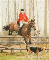 huntsmen and hounds by steve smith
