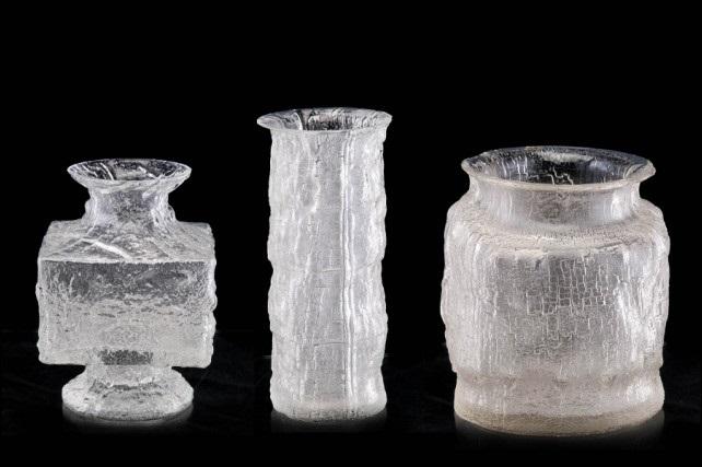 Maljoja 3 Kpl A Set Of Three Vases By Timo Sarpaneva On Artnet
