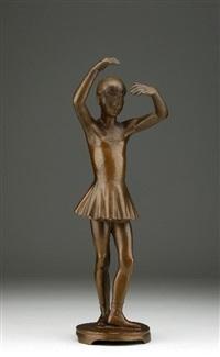 kleine ballerina by ernst hermann grämer