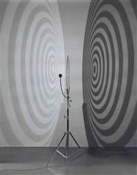 shadow projection lamp by olafur eliasson