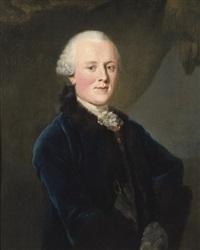 portrait of julius gebhard count von hoym by anton graff