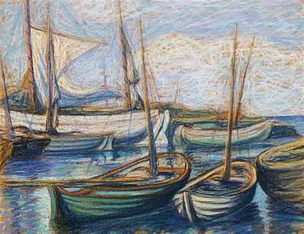 bateaux dété by arturo ciacelli