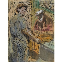 little market by mark tobey