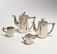 tea and coffee service by michael aram