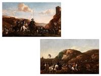 schlachtenbilder by jacques courtois