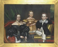 willard family portrait by john sherburne blunt
