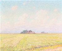 landskab by heinrich blunck-heikendorf