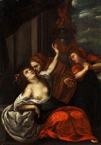 tod der kleopatra by carlo francesco nuvolone