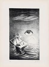 freddie-8 surrealistiske litografier by wilhelm freddie