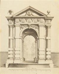 portale architettonico by giuseppe jarmorini