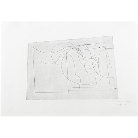 untitled by ben nicholson
