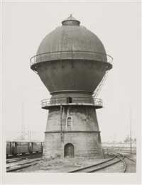 wasserturm trier-ehrang by bernd and hilla becher