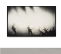 untitled (the sound of speed and light) by robert longo