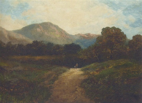 on the barmouth road by james adams