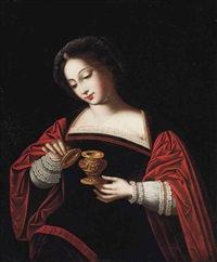 the penitent magdalen by ambrosius benson
