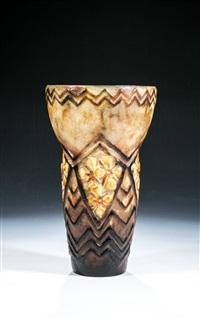 seltene vase by gabriel argy-rousseau