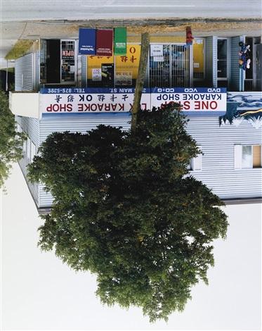 main street tree by rodney graham