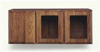 untitled (rosewood cabinet) by elad lassry