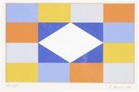geometrische komposition by rudolf hurni