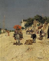 paese spagnolo by mariano obiols delgado