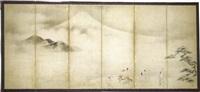 stellschirm by kano tsunenobu
