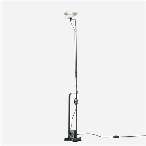 Toio floor lamp by Pier Giacomo and Achille Castiglioni on artnet